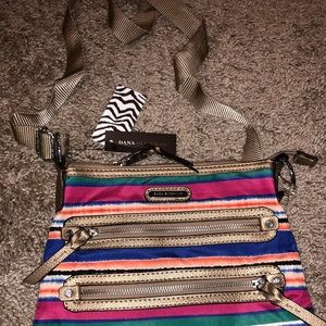 New with tags Dana Buchman purse.